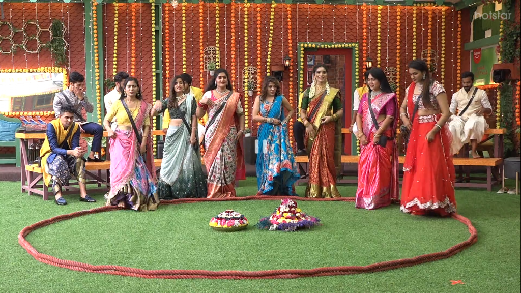 Special game in Bigg Boss House